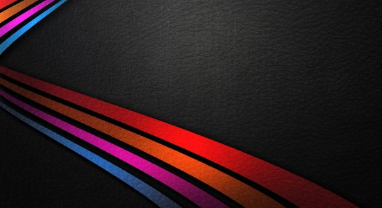 Lines of Colour HD Wallpaper