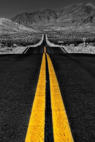 Long Road Wallpaper Hd Wallpapers