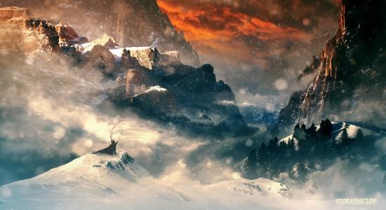 Misty-Mountain