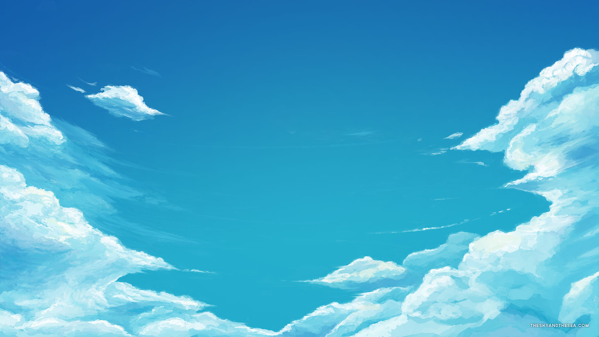 painted sky hd wallpapers