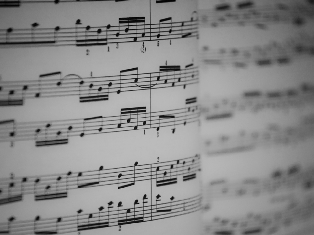 Sheet music wallpaper - HD Wallpapers
