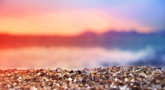 Sunset-Sand