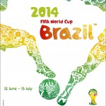 2014 Fifa World Cup Brazil Poster