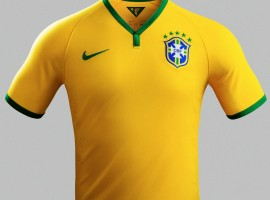 2014 World Cup Brazil Jersey