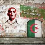 Algeria 2014 Brazil World Cup