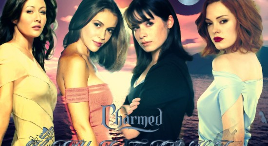 All Four Charmed Sisters
