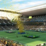 Arena Corinthians World Cup Wallpaper