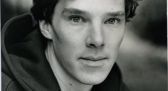 Benedict Cumberbatch - Black&White