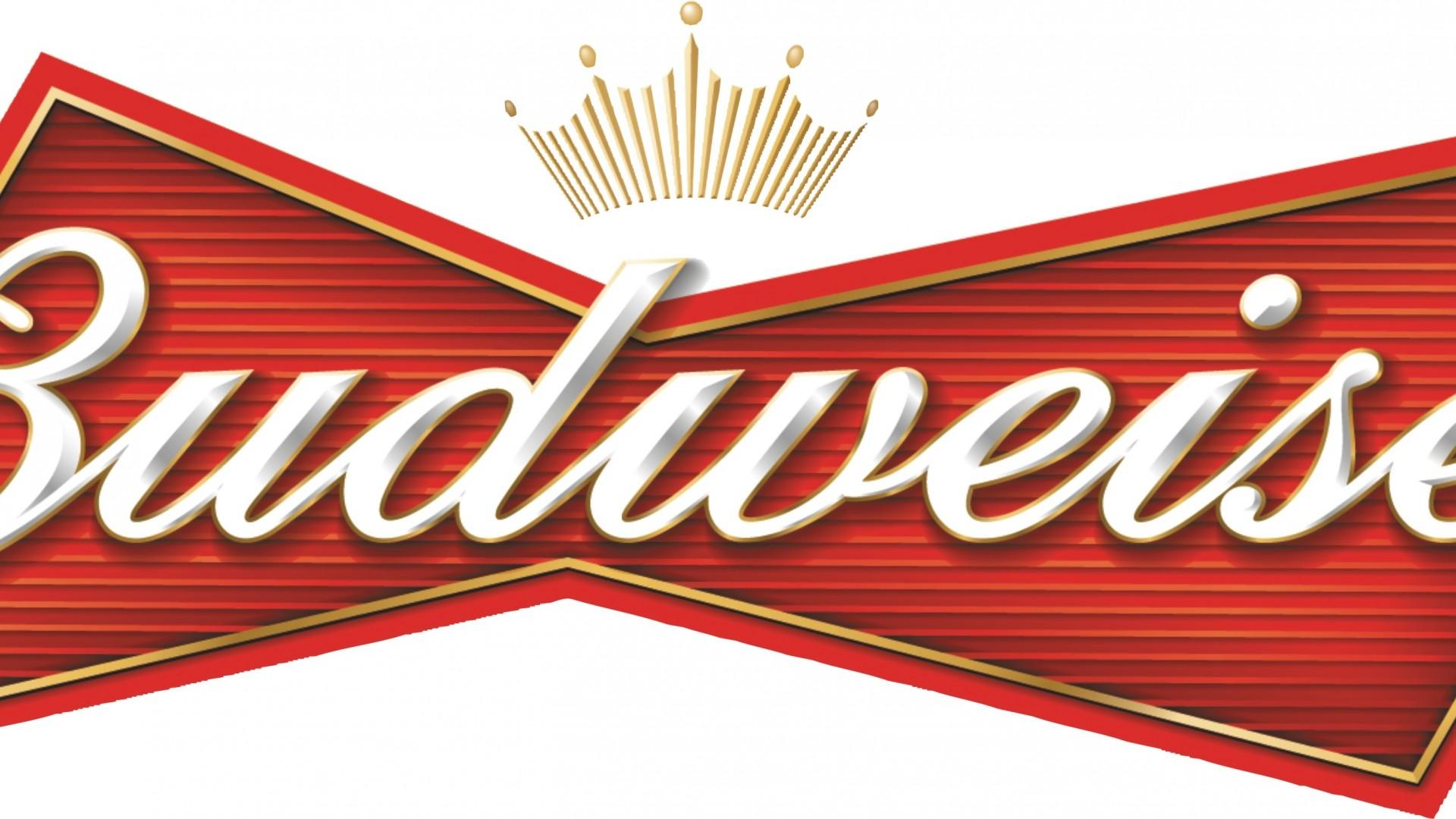 budweiser logo wallpaper hd wallpapers