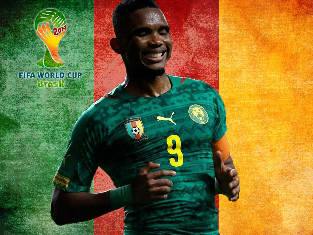 reputable site 05374 3cb82 Cameroon 2014 World Cup - HD Wallpapers