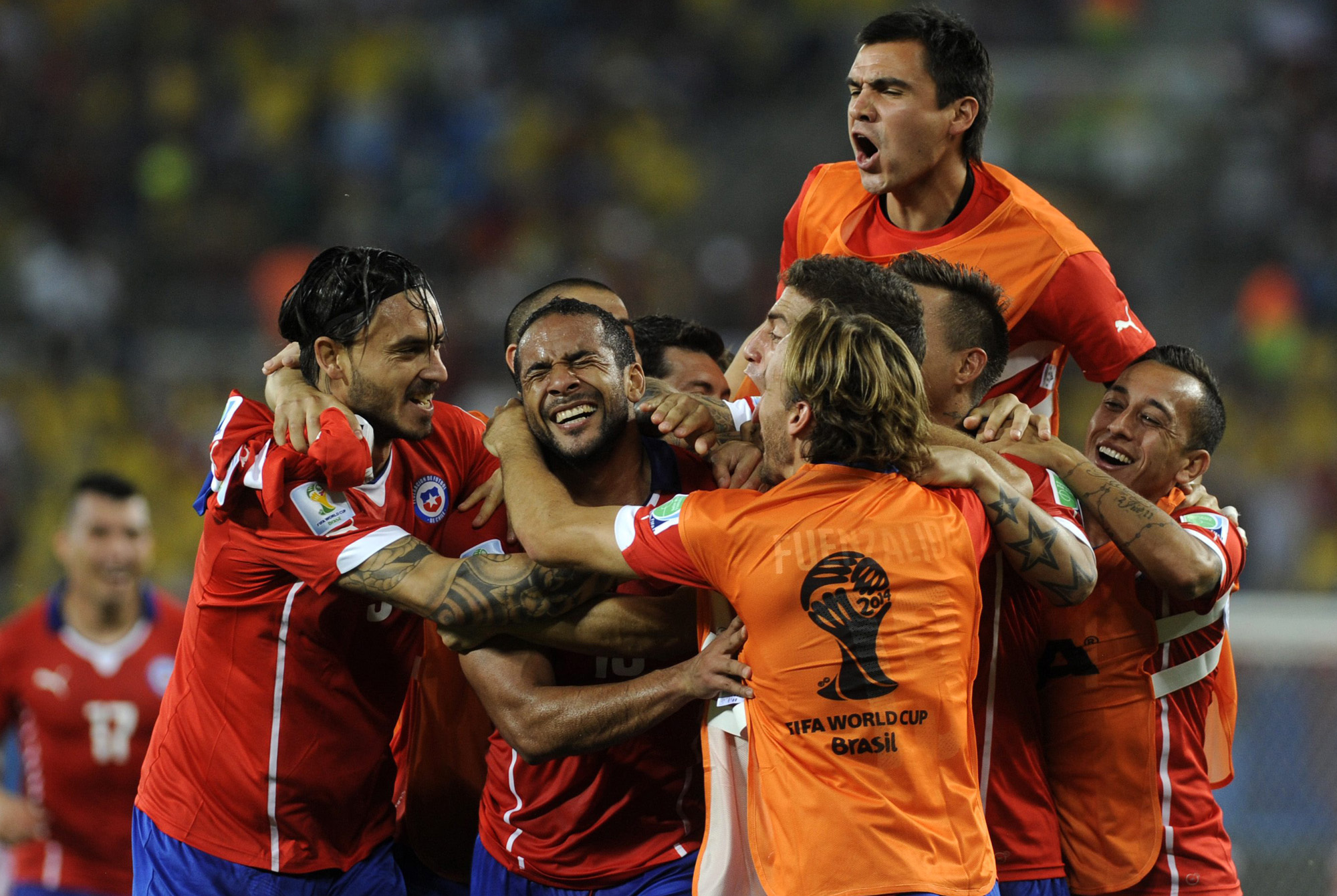 Chile 2014 World Cup