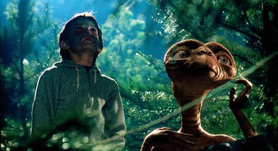 Clip from E.T