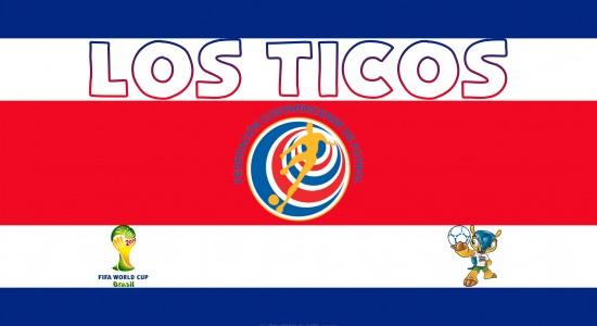 Costa Rica 2014 World Cup