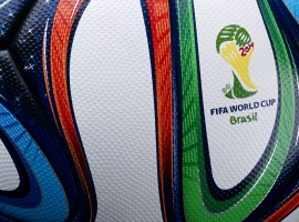Fifa World Cup Brazil Close Up