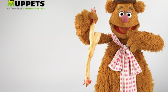 Fozzie Bear - The Muppets