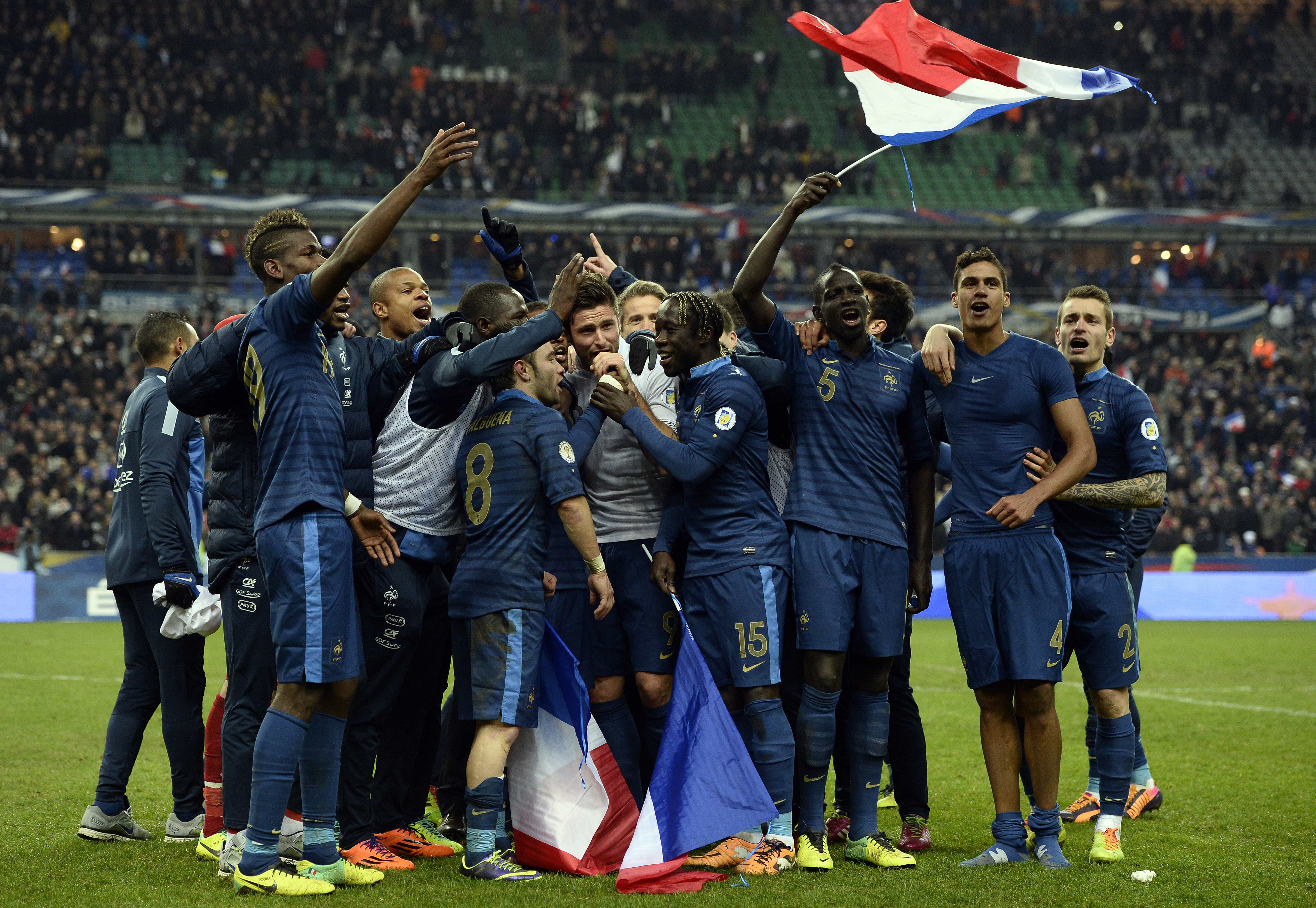 France 2014 World Cup