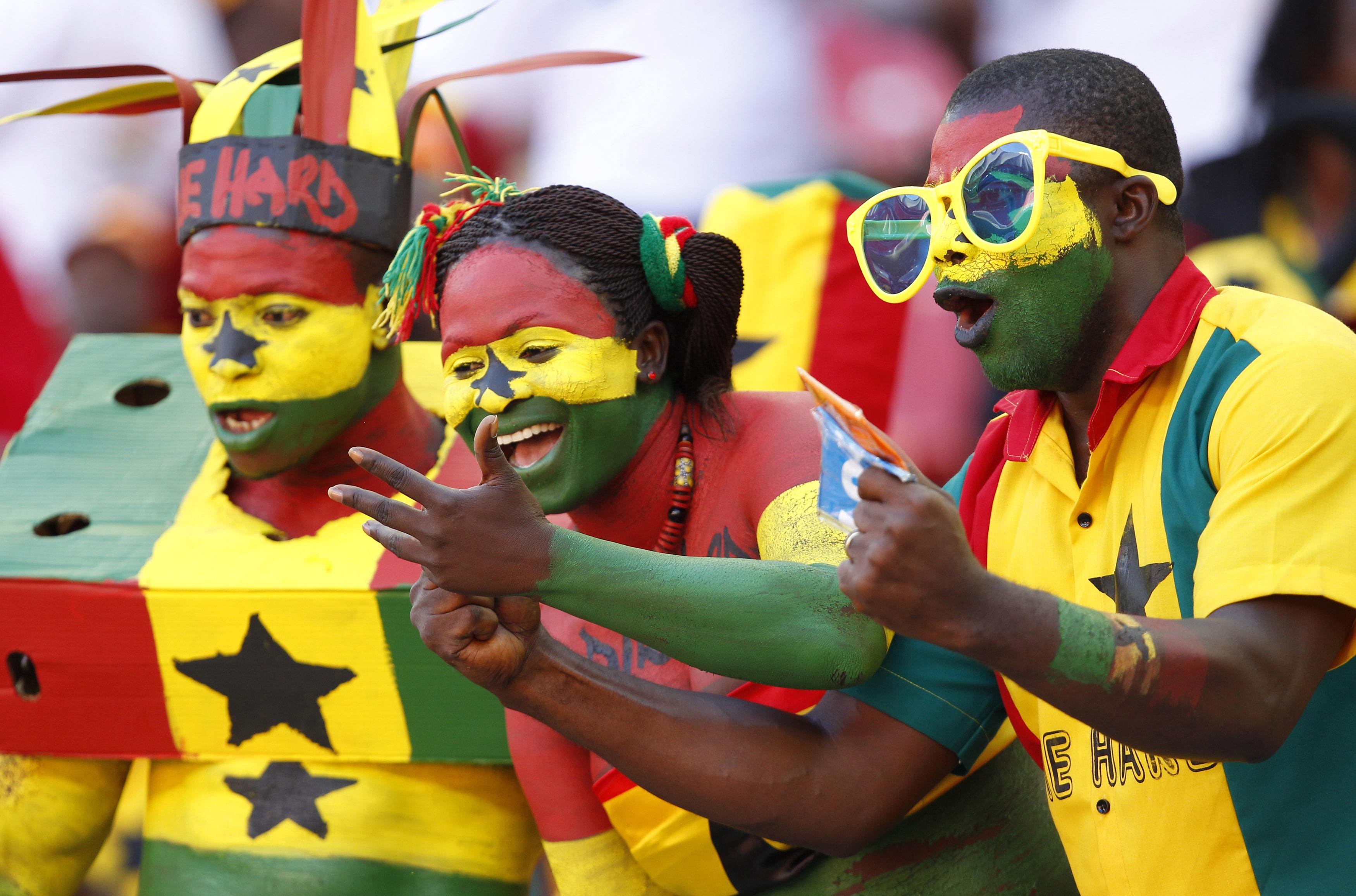Ghana 2014 World Cup