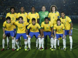 Group A Brazil – 2014 World Cup