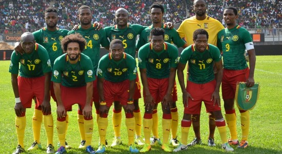 Group A Cameroon - 2014 World Cup