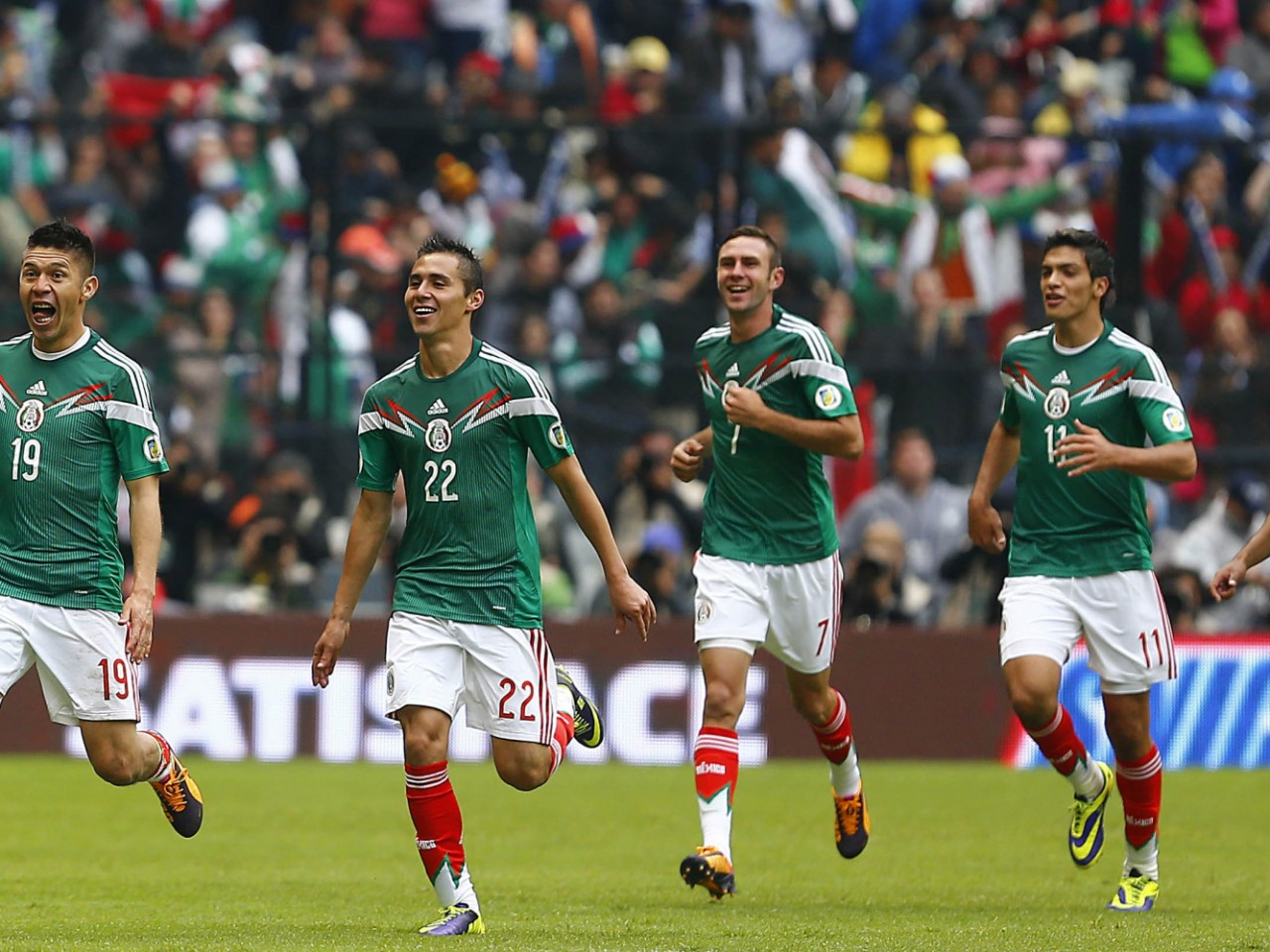 Group A Mexico 2014 World Cup Hd Wallpapers