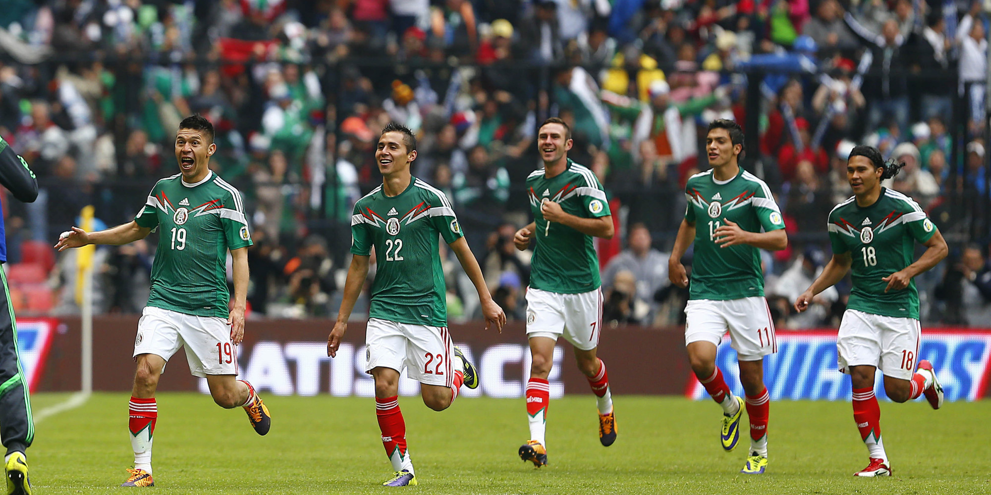 Group A Mexico – 2014 World Cup