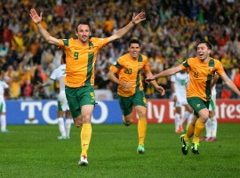 Group B Australia – 2014 World Cup