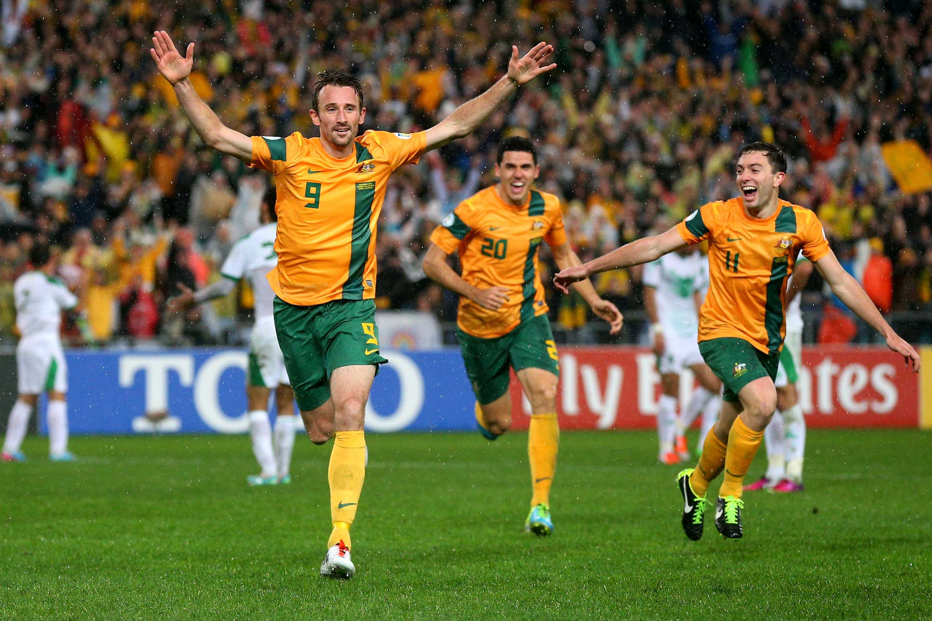 Group B Australia – 2014 World Cup - HD Wallpapers