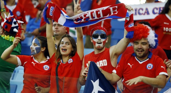 Group B Chile - 2014 World Cup