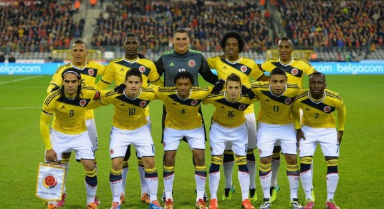Group C Colombia - 2014 World Cup