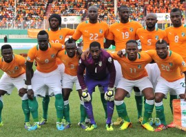 Group C Cote d'Ivoire – 2014 World Cup