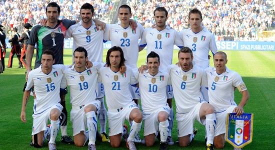 Group D Italy - 2014 World Cup