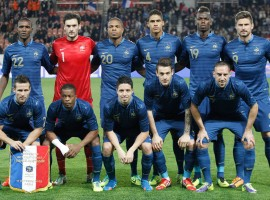 Group E France – 2014 World Cup