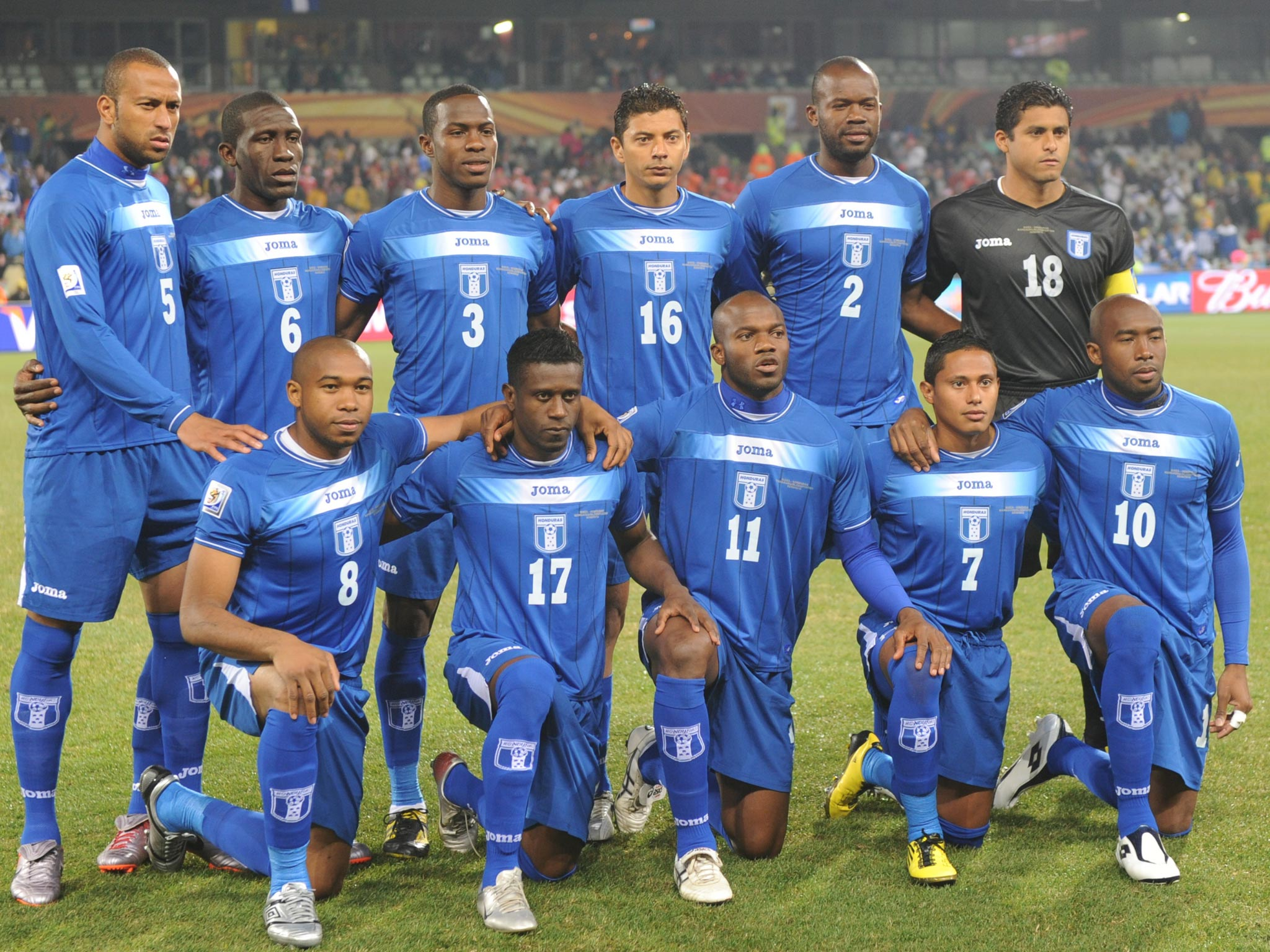 Group E Honduras – 2014 World Cup