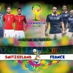 Group E Switzerland – 2014 World Cup