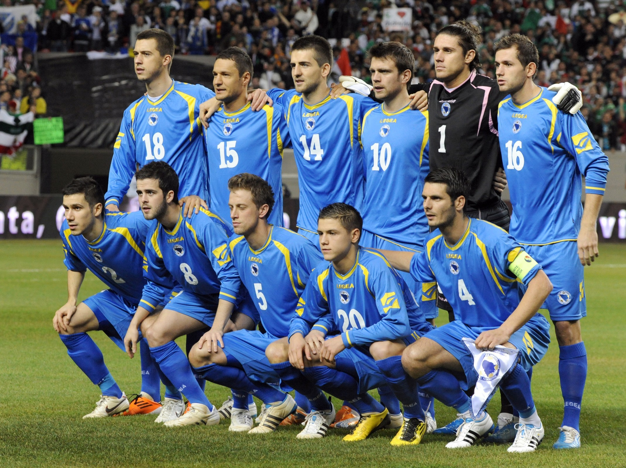 Group F Bosnia and Herzegovina – 2014 World Cup