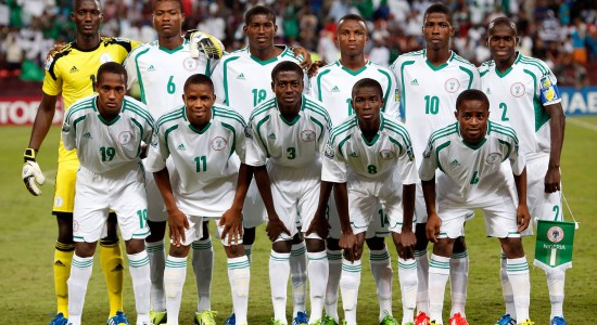 Group F Nigeria - 2014 World Cup