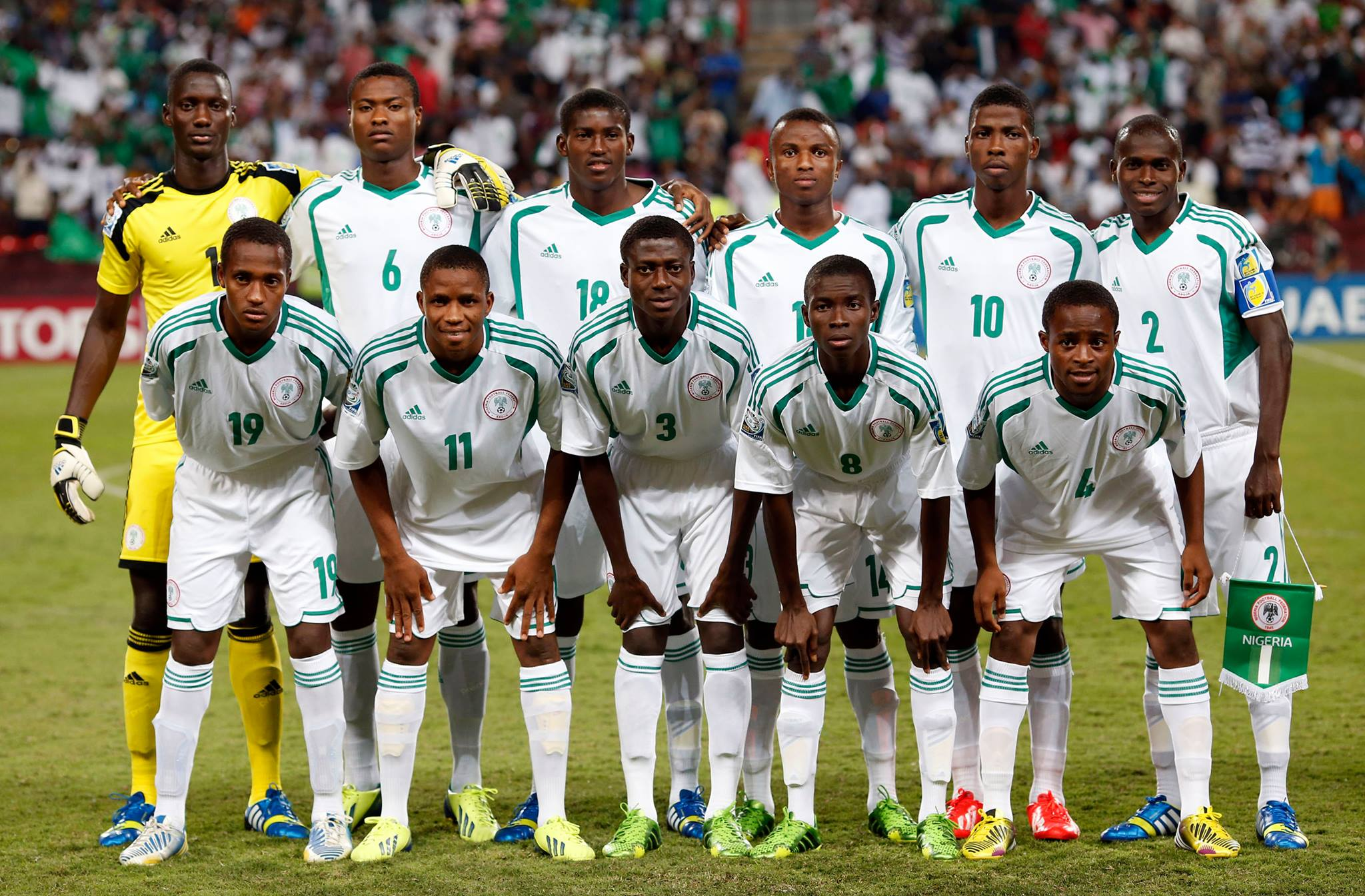 Group F Nigeria – 2014 World Cup
