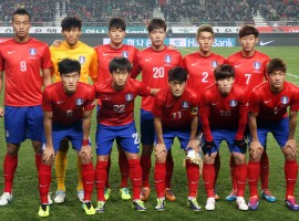 Group H Korea Republic – 2014 World Cup
