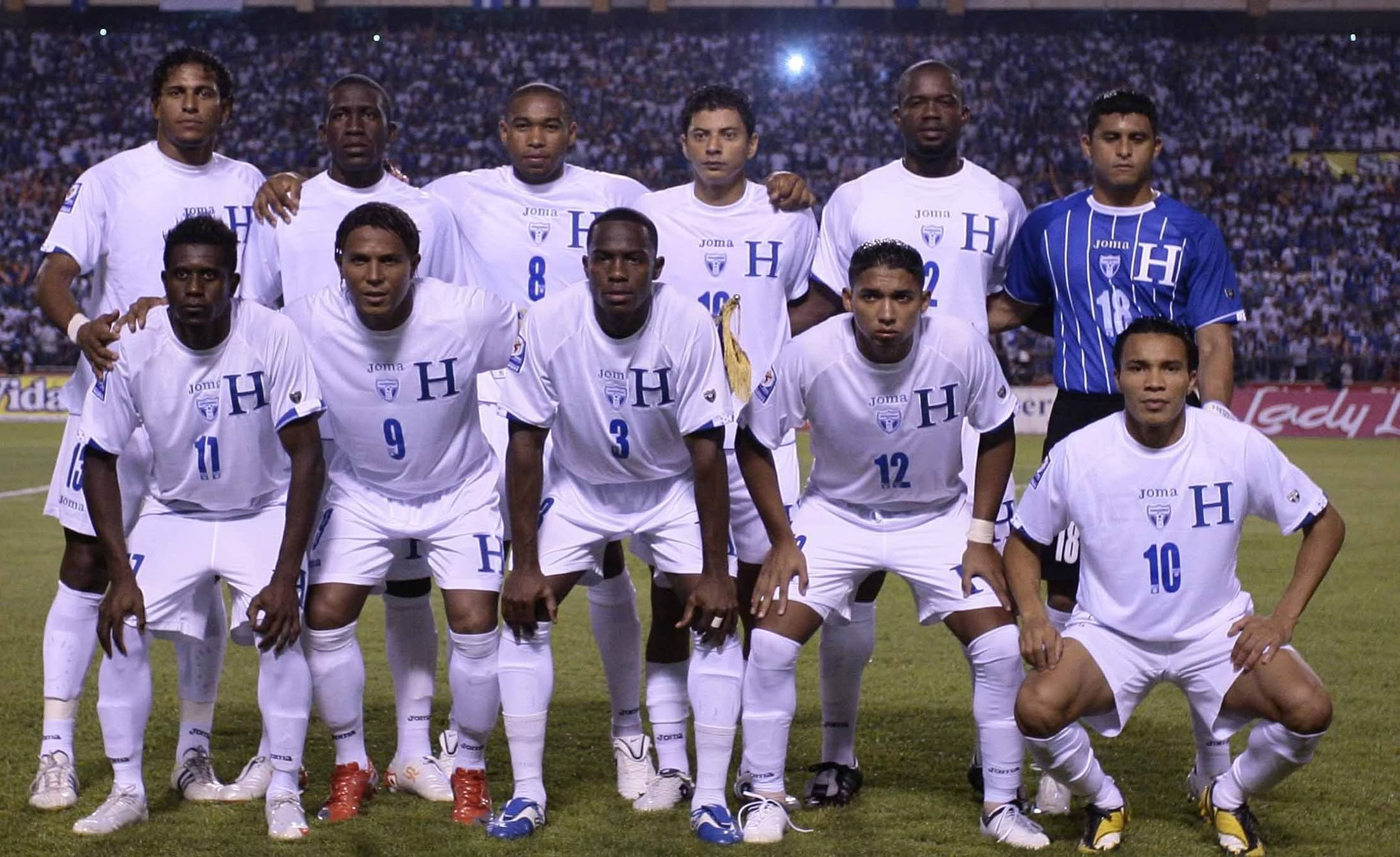 Honduras 2014 World Cup