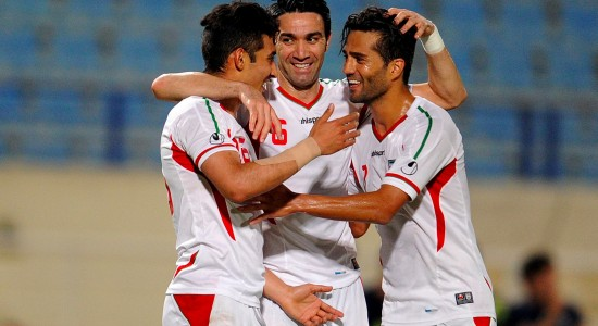 Iran 2014 World Cup