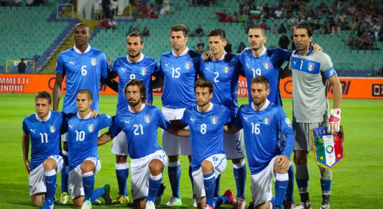 Italy 2014 World Cup
