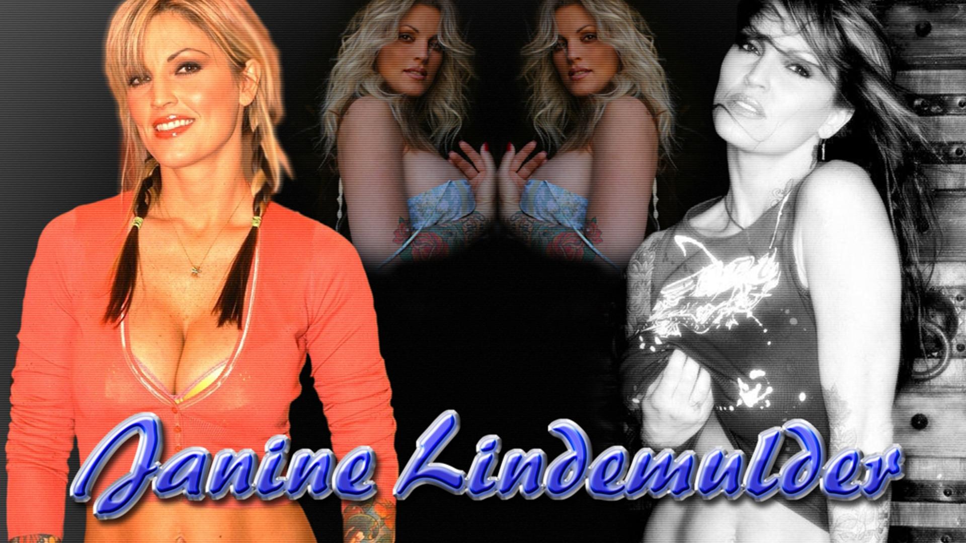 Janine lindemulder wallpaper
