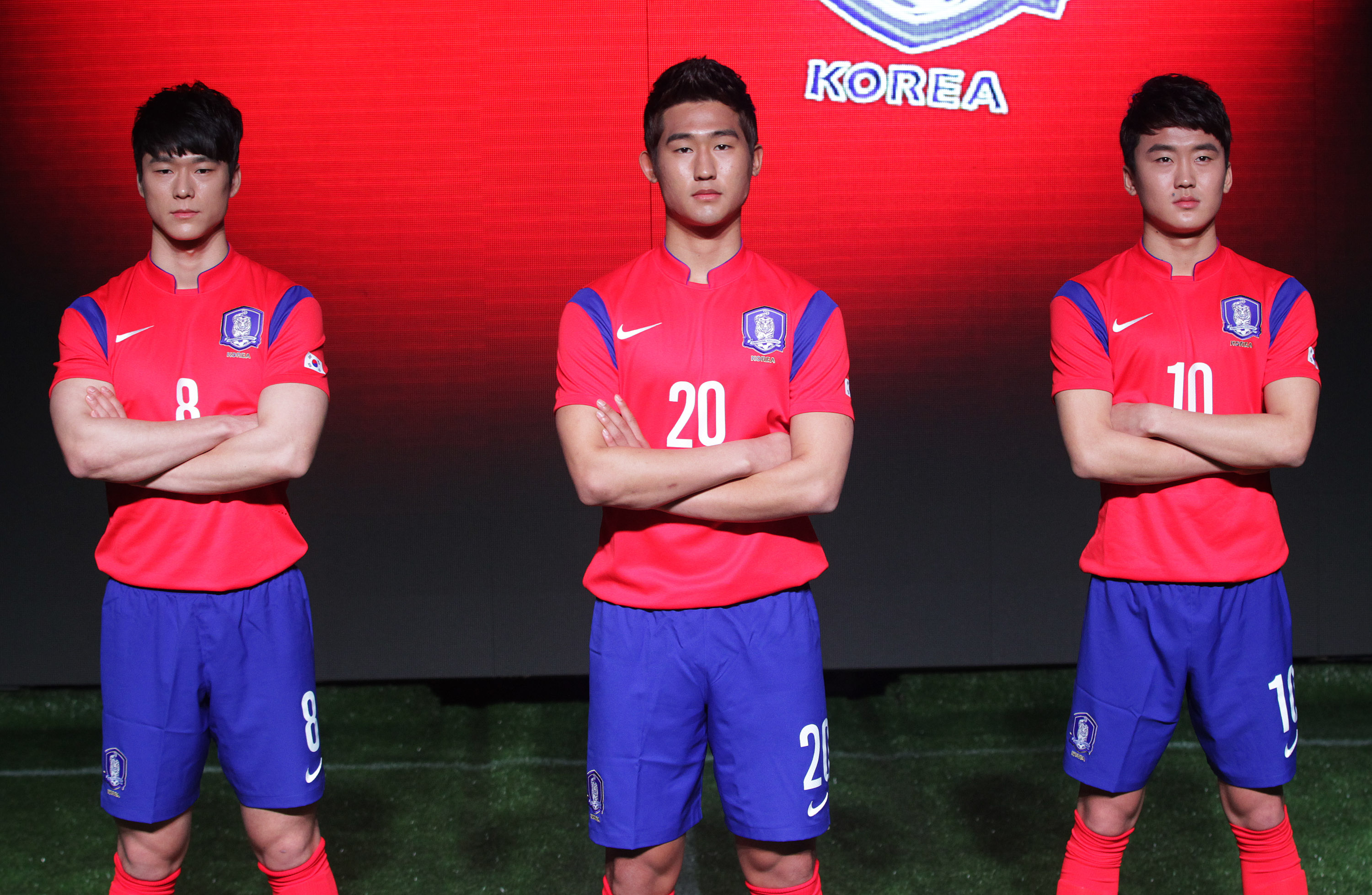 Korea Republic 2014 World Cup