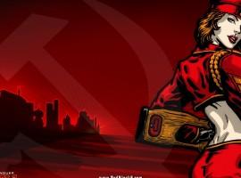 Natasha Red Alert 3 Wallpaper