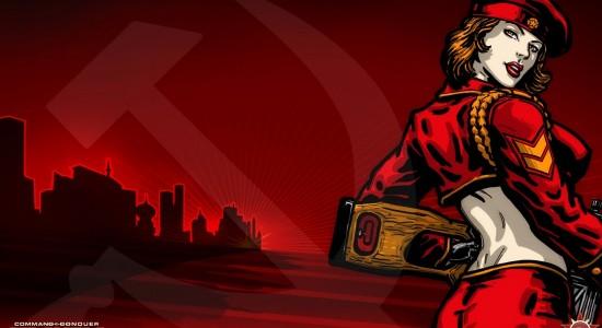 Natasha-Red-Alert-3-Wallpaper