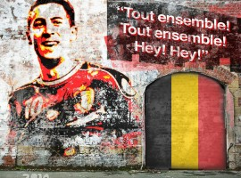 Round of 16 – Belgium World Cup