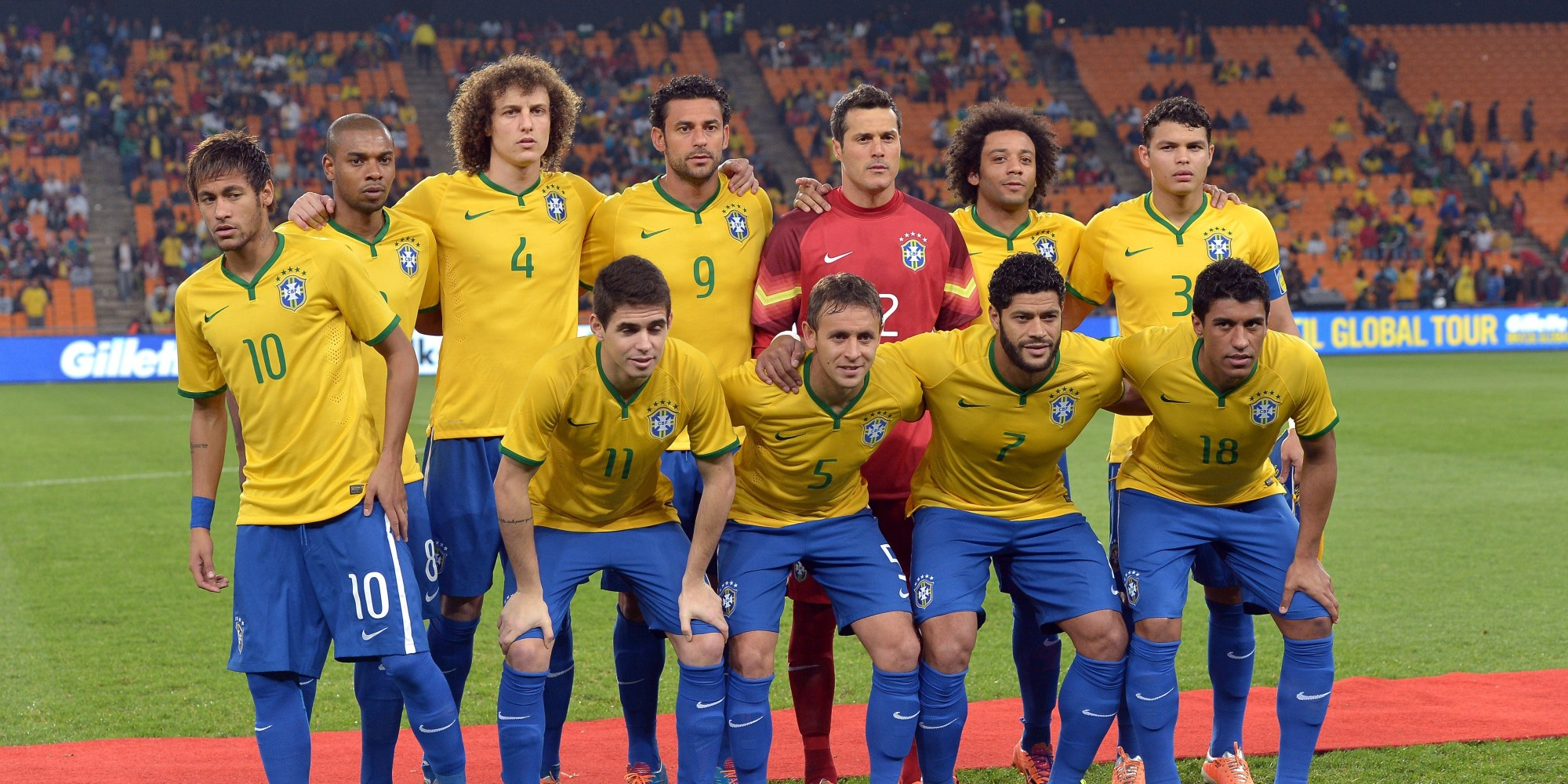 Round of 16 – Brazil World Cup