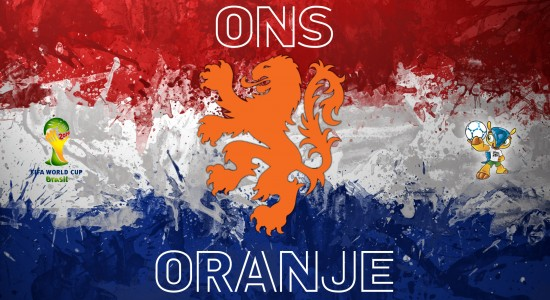 Round of 16 - Netherlands World Cup
