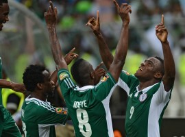 Round of 16 – Nigeria World Cup