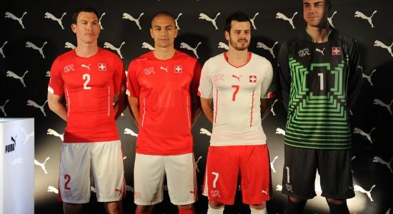 Round of 16 - Switzerland World Cup